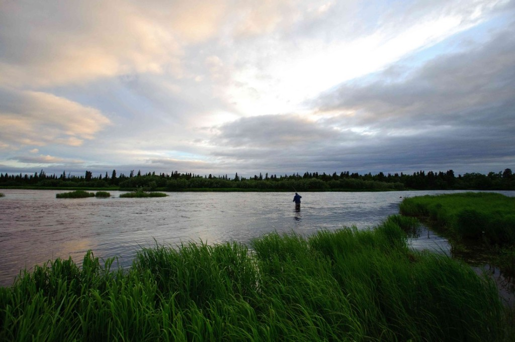The Alagnak River Fly Fishing