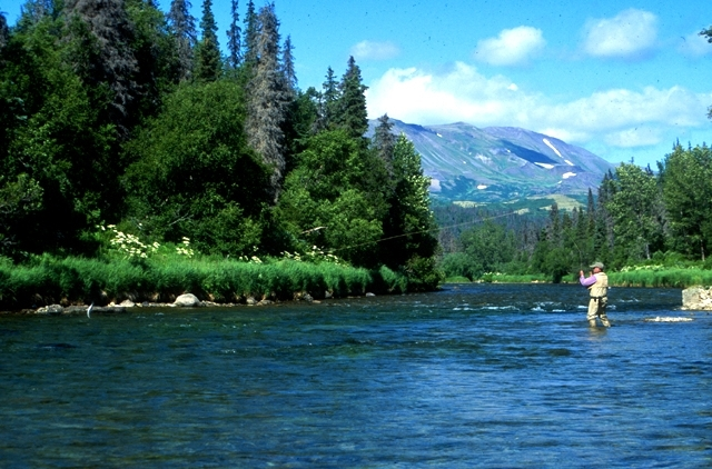 The Copper River Fly Fishing