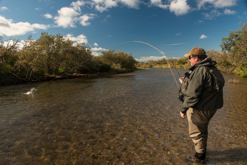 Enjoy a flexible fishing program!