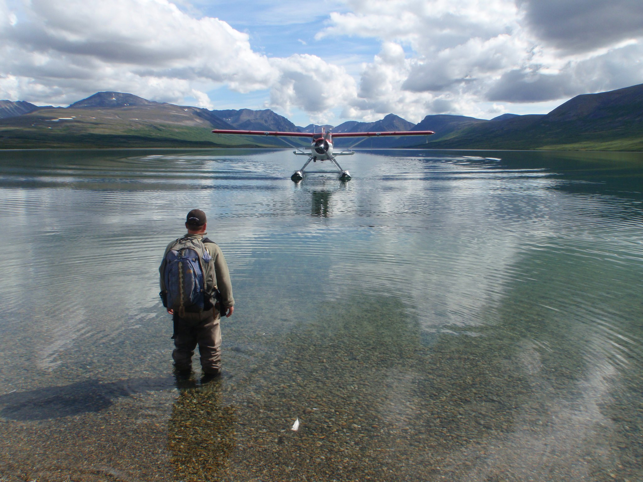 One of the best fly fishing vacation spots in the world for Best fishing in the world