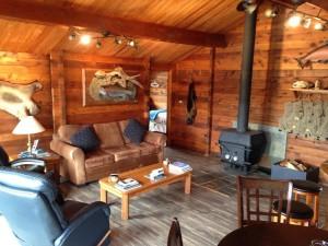 No See Um: Luxury fishing lodge