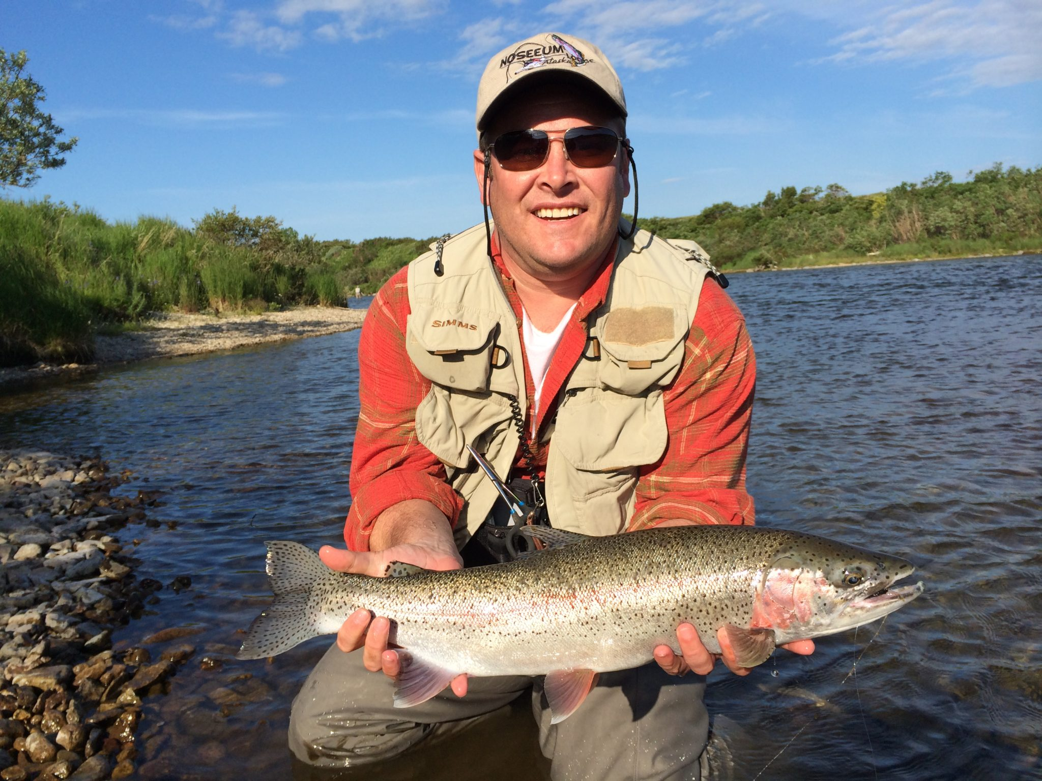 2014 produced great trout fishing!