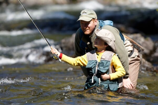 Five Tips for Tutoring Your Youngest Fishing Buddy