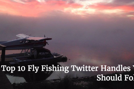 10 Twitter Accounts That Every Fly Fisherman Should Follow
