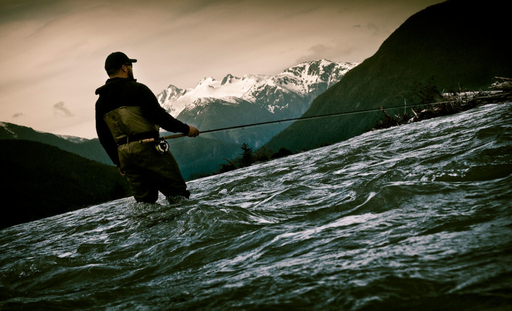10 trout fly fishing basics that we all forget sometimes for Alaska fly fishing