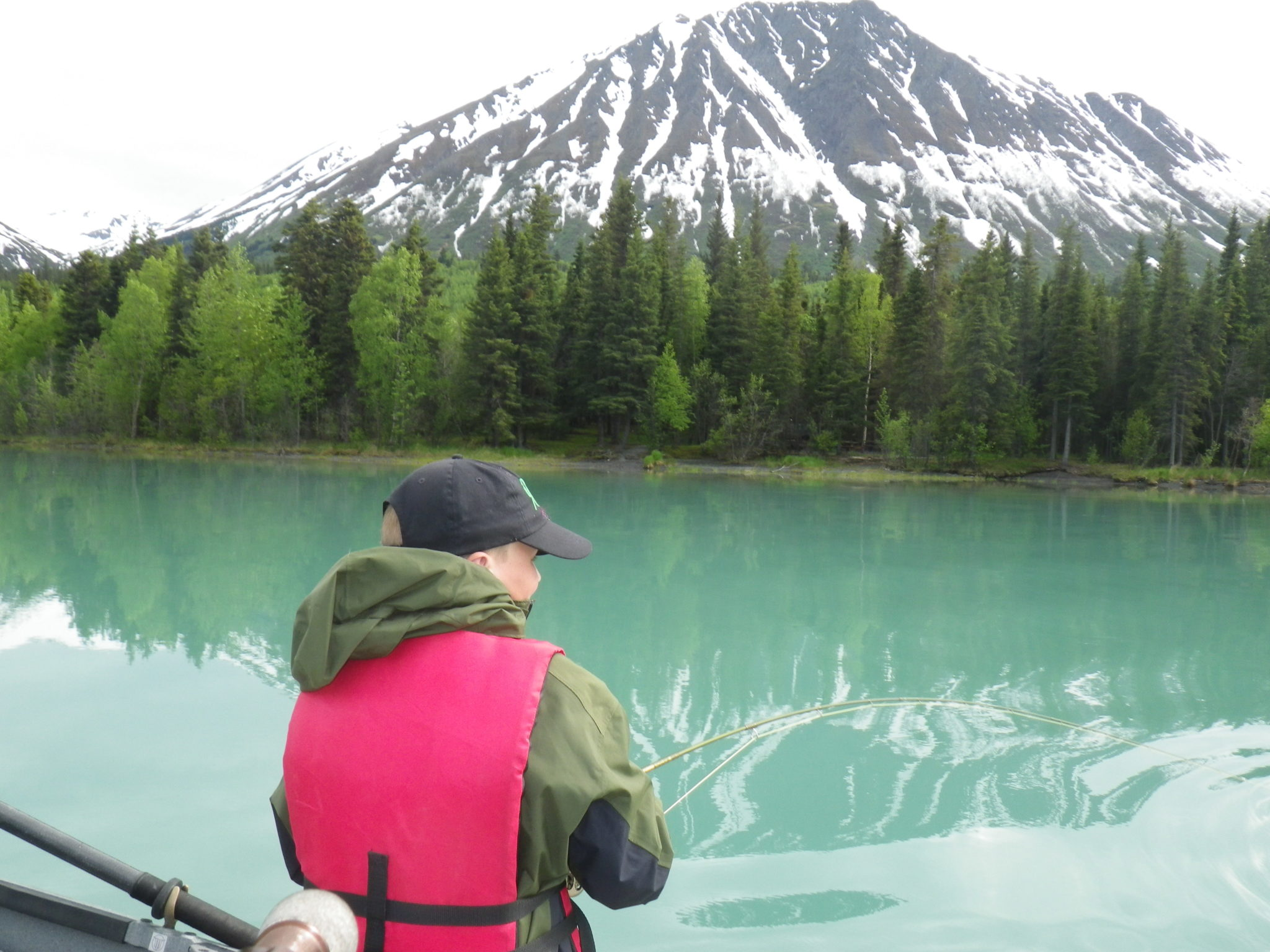 Our five favorite rivers for fly fishing in alaska no for Kenai river fishing