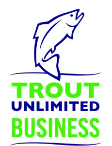 Trout Unlimited Business Logo