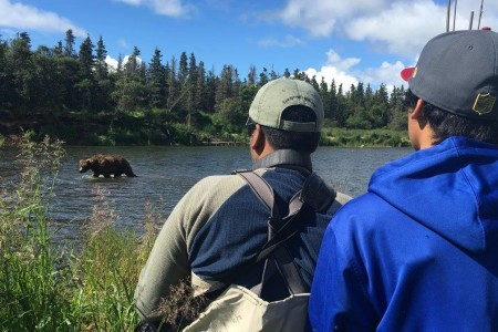 Alaska's Four Unofficial Fly Fishing Seasons