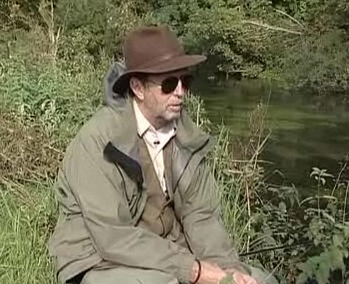 Eric Clapton Fishing