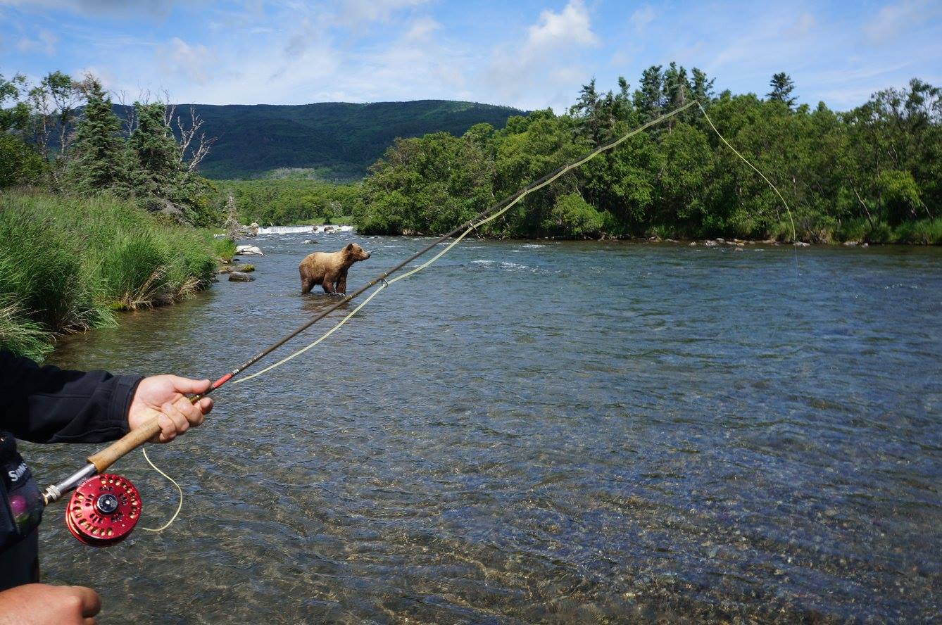 fly fishing in alaska fishing lodge experience no see