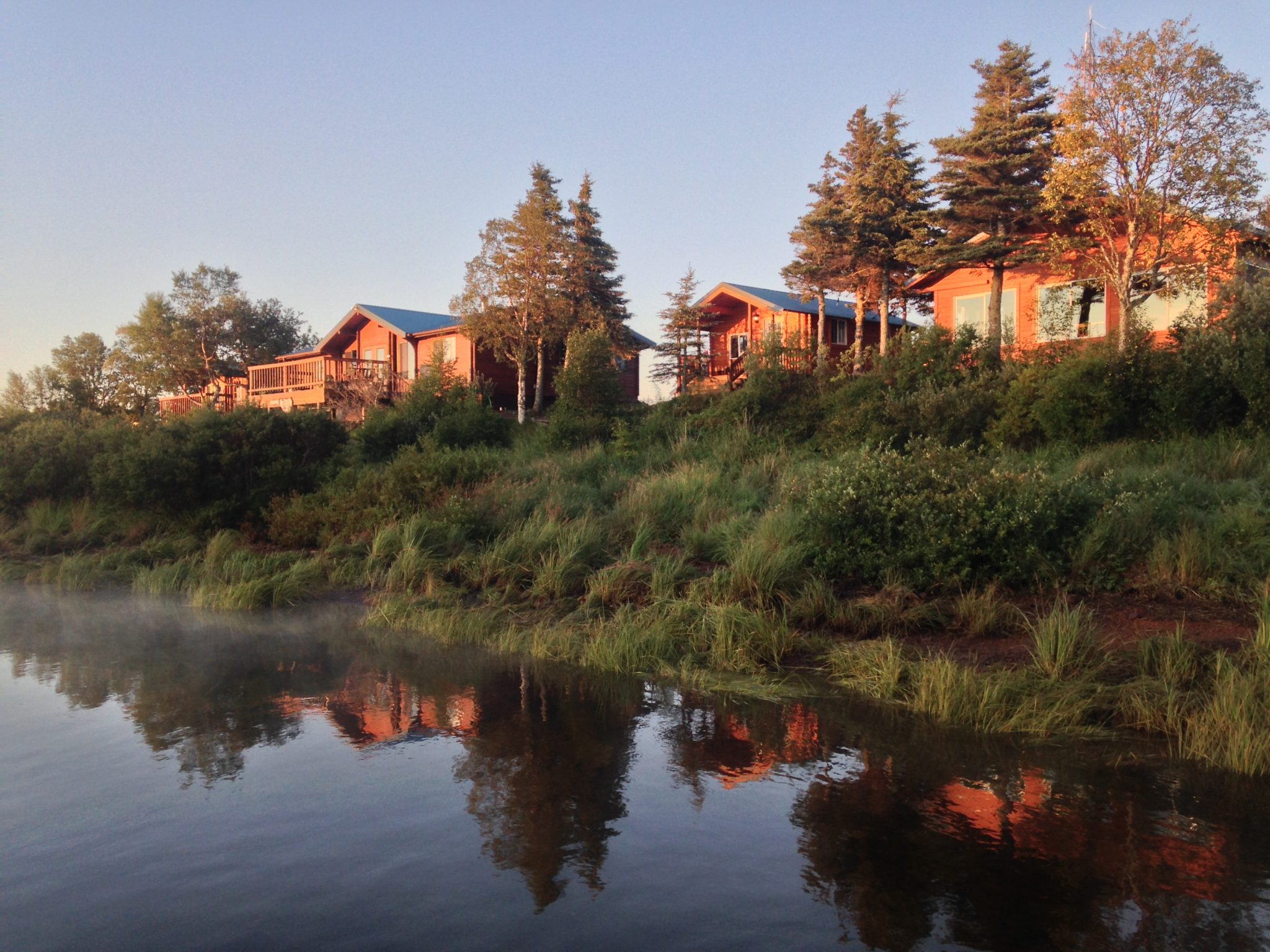 Best luxury fly fishing lodge in alaska no see um lodge for Fishing lodges in alaska