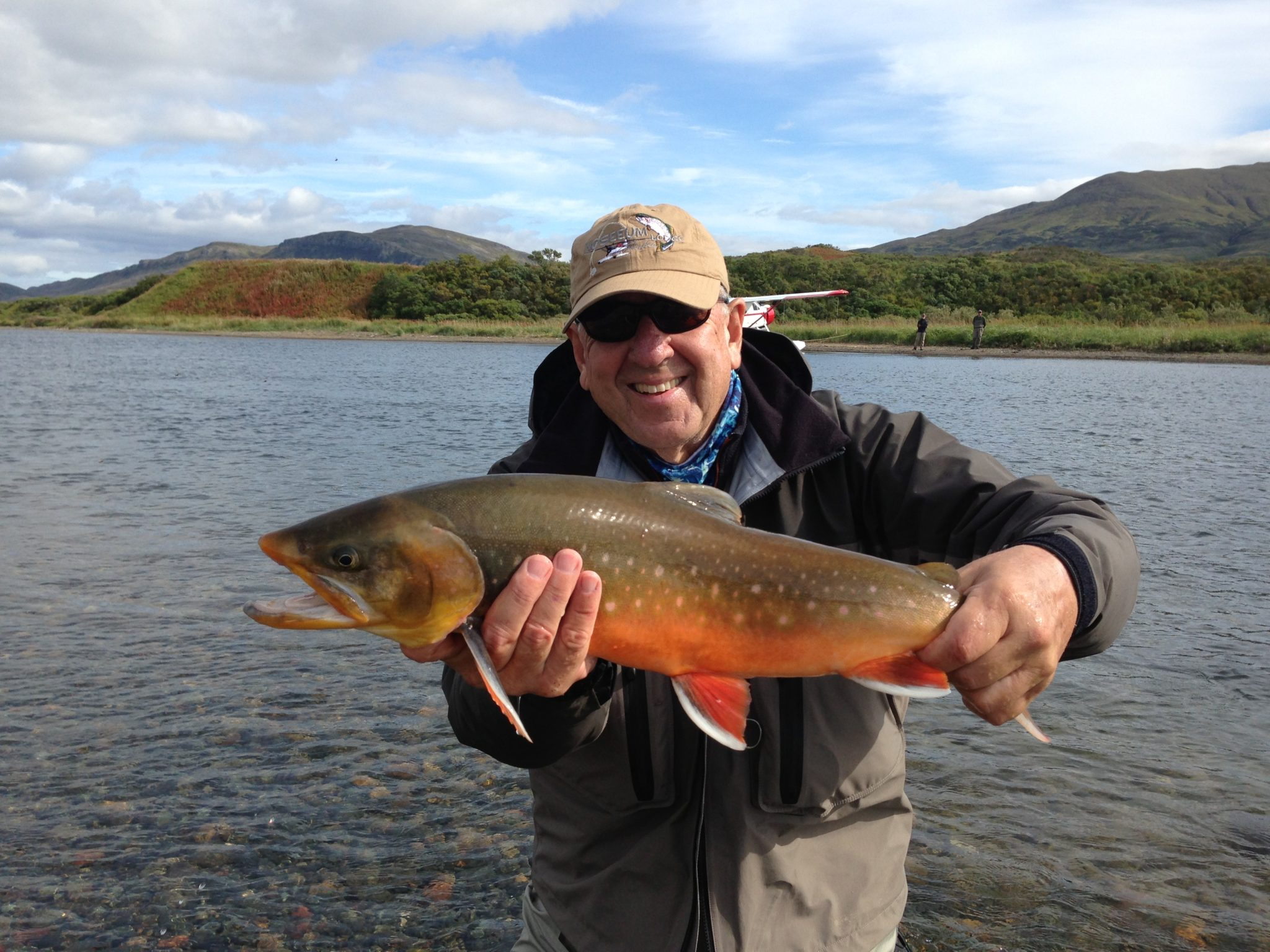 Fly Fishing for Char