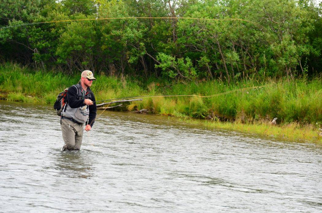 How to choose fly fishing waders wade through the basics for Fly fishing waders